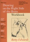 Newe Drawing Right Side Brain Workbook