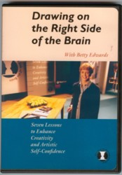 Betty Edwards' DVD